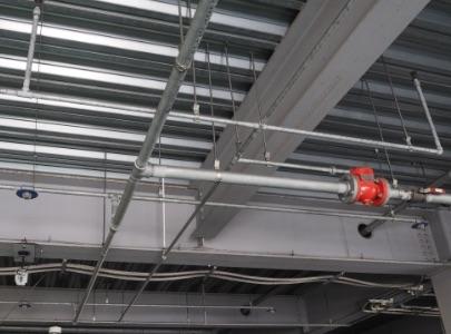 スプリンクラー設備等の設置及び改修工事