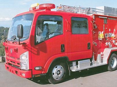 消防自動車、救助工作車、救急車等特殊自動車の販売